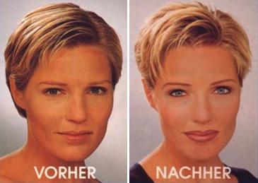 24 stunden schönheit dank permanent makeup vorher und nachher